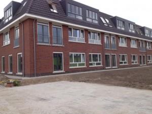 Het nieuwe Wozoco Hushoven in aanbouw